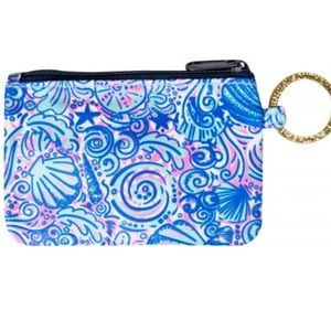 Simply Southern Accessories - NWT • Simply Southern • Shells Key ID Pouch